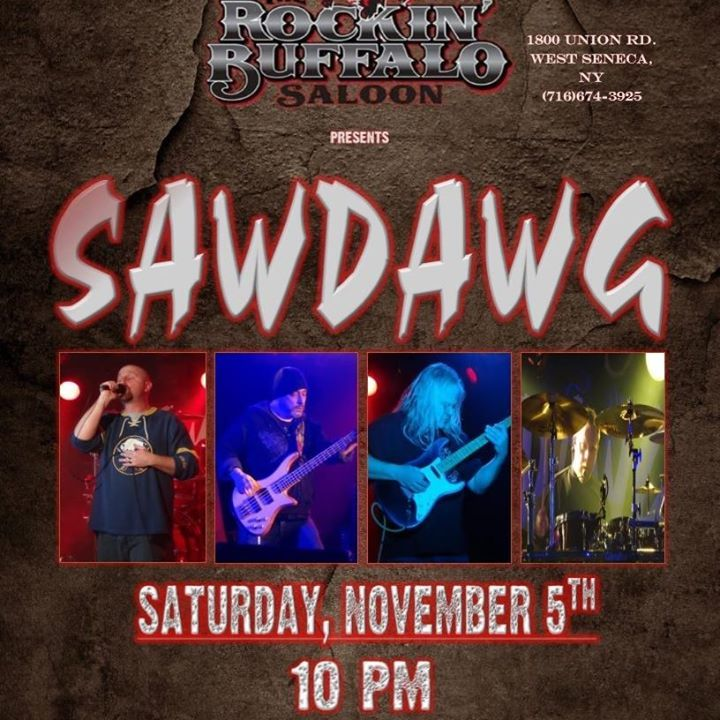 SAWDAWG Tour Dates