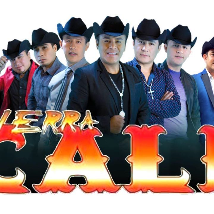 Tierra Cali Tour Dates