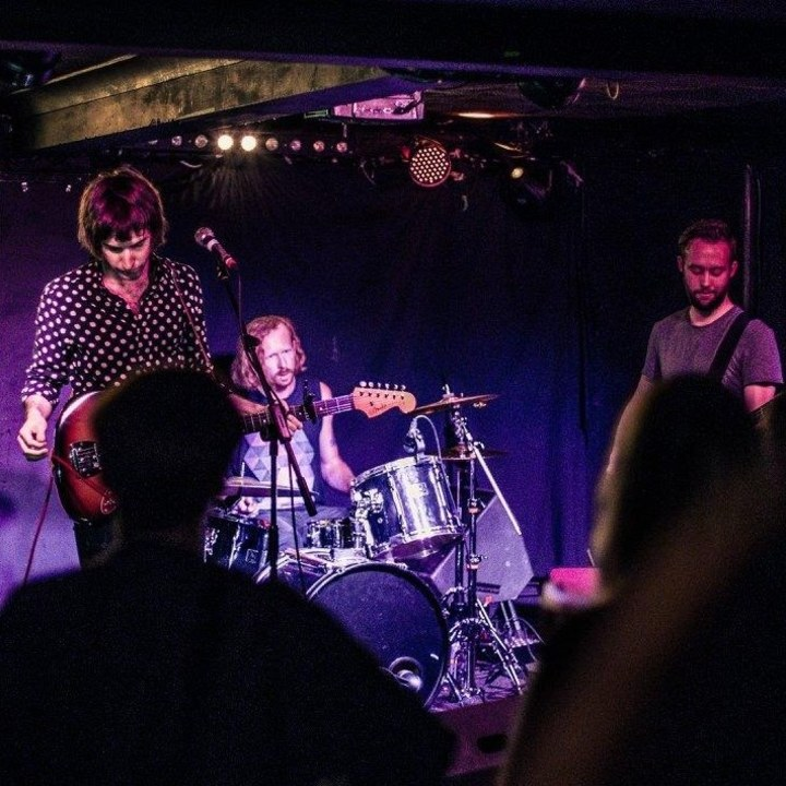 Deep City Diver @ sebright arms - London, United Kingdom