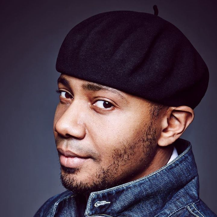 DJ Spooky @ Monmouth University - West Long Branch, NJ