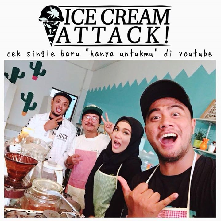 ice cream attack Tour Dates