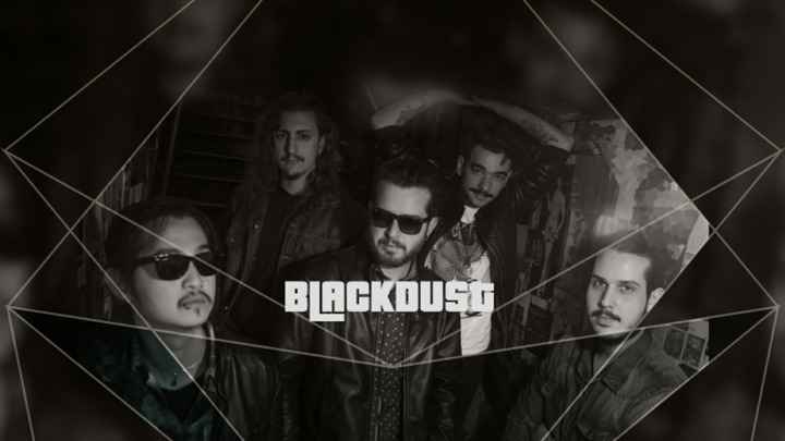 BLACKDUST Tour Dates