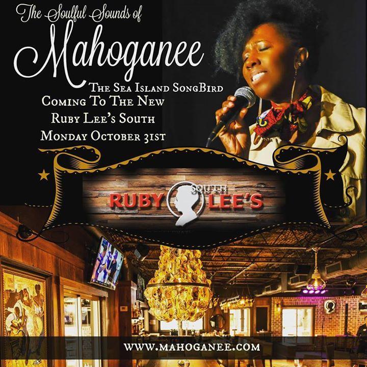Mahoganee Tour Dates