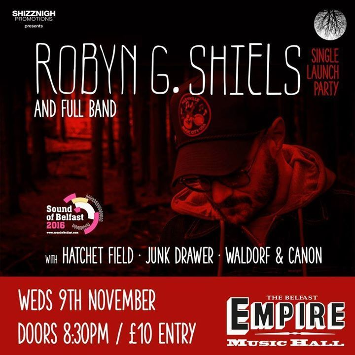 robyn g shiels Tour Dates