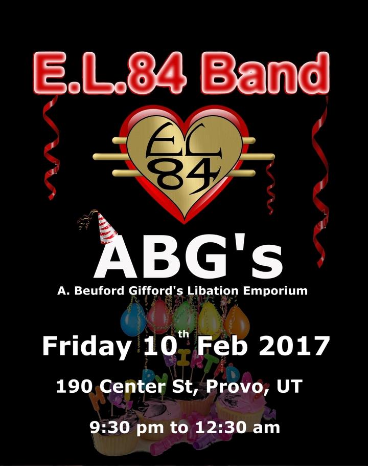 EL84 @ ABG's - Provo, UT