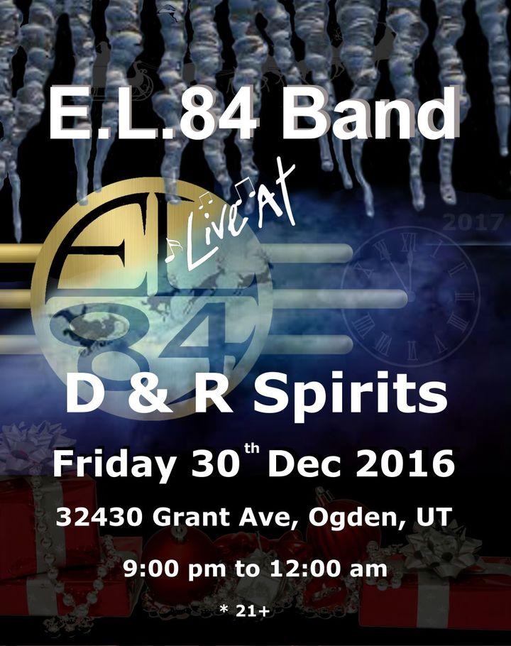 EL84 @ D & R Spirits - Ogden, UT