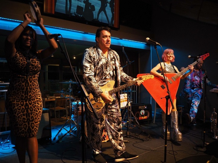 Red Elvises @ Tractor Tavern - 5213 Ballard Ave. NW  - Seattle, WA