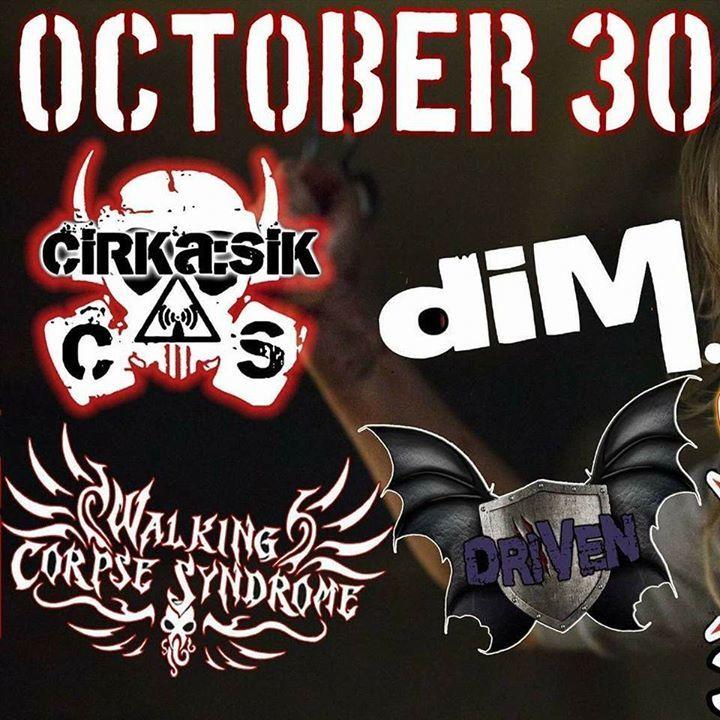 Cirka: Sik Tour Dates