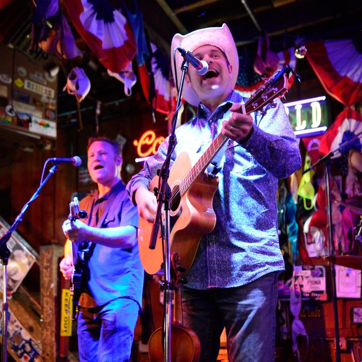 Cowboy Dave @ Oskar Blues - Lyons, CO