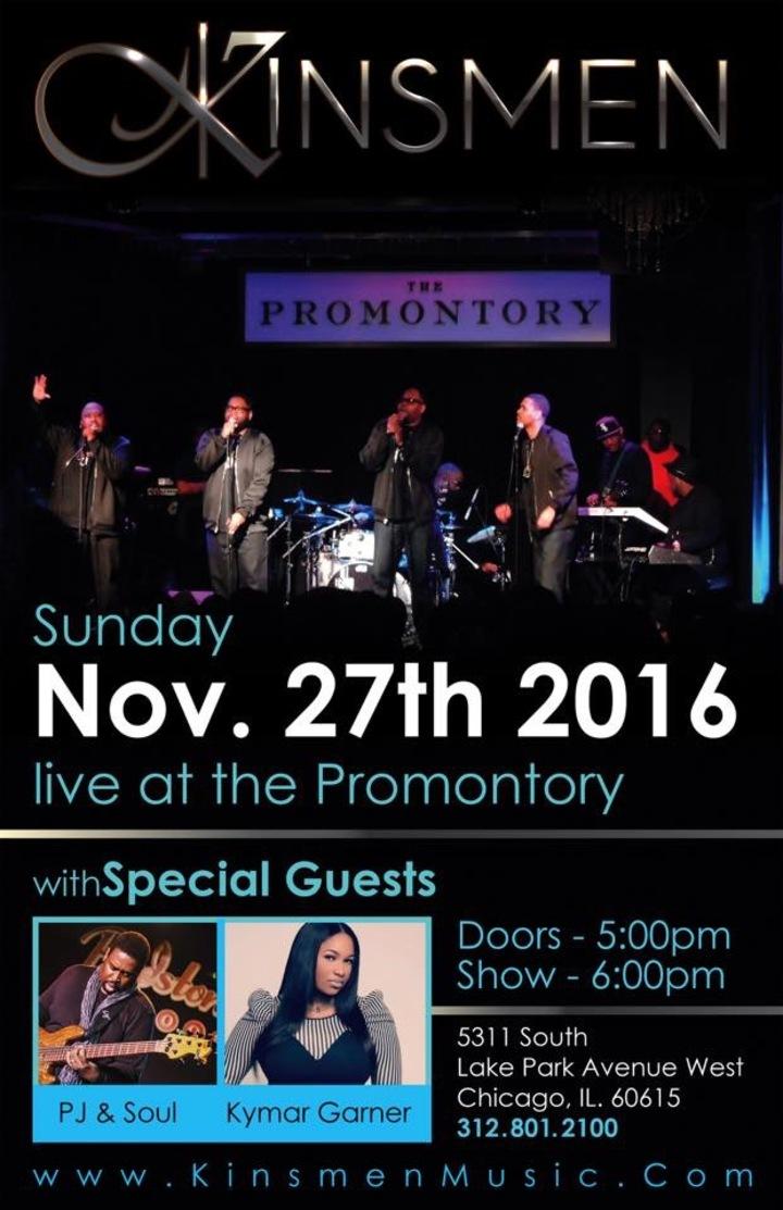 PJ & Soul @ Promontory  - Chicago, IL