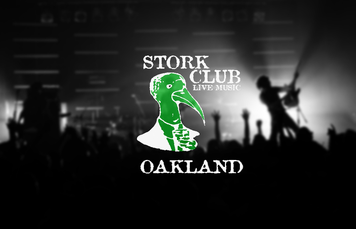 Modern Sons @ Stork Club - Oakland, CA