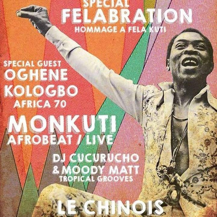 Felamonkuti Tour Dates