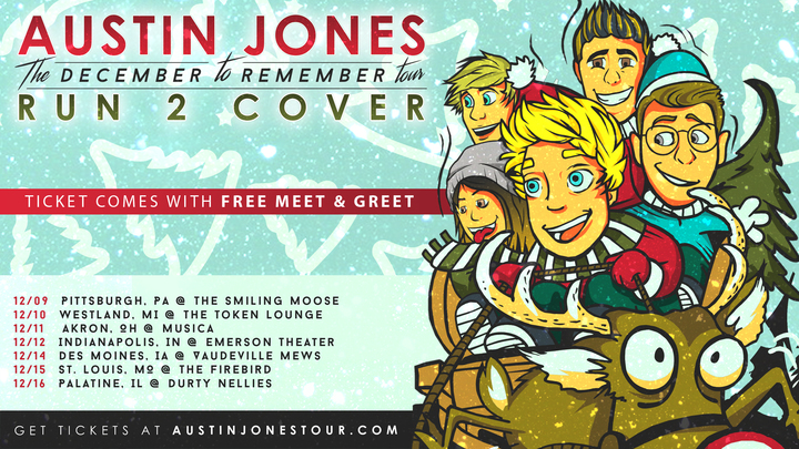 Austin Jones @ Emerson Theater - Indianapolis, IN