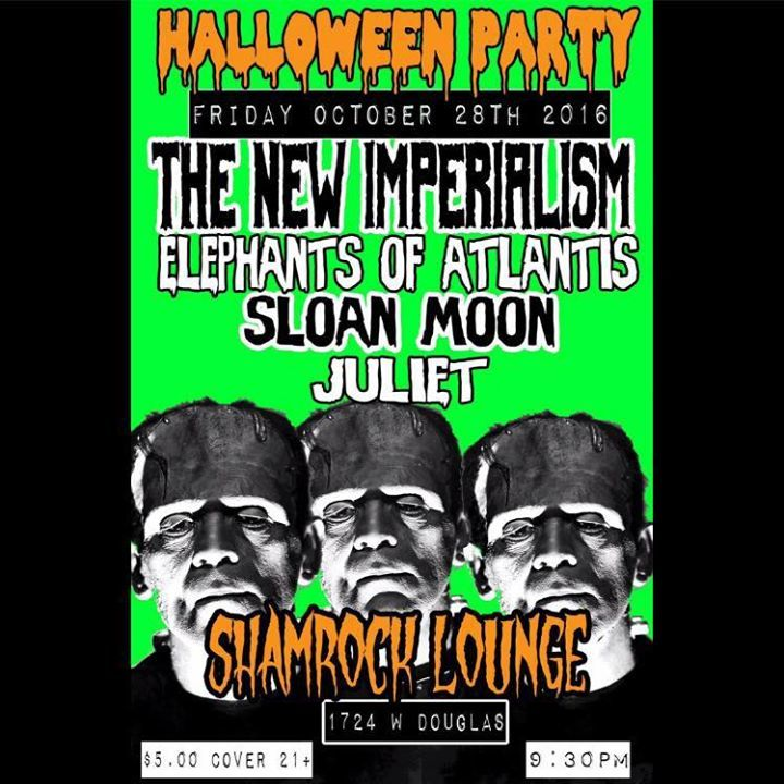 The New Imperialism Tour Dates