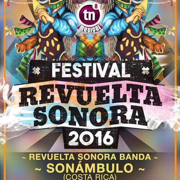 Revuelta Sonora Tour Dates