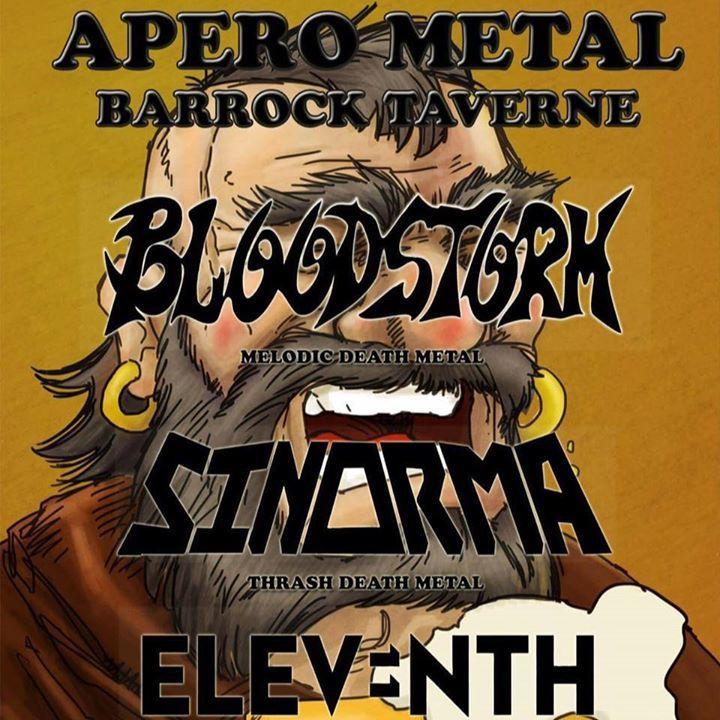 SINORMA Tour Dates