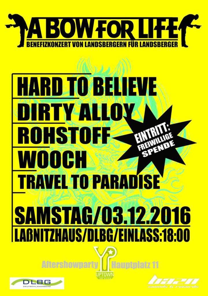 Dirty Alloy @ Lassnitzhaus - Deutschlandsberg, Austria