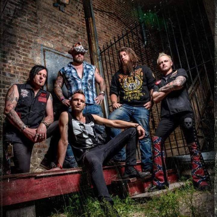 Saving Abel @ The Warehouse - Clarksville, TN