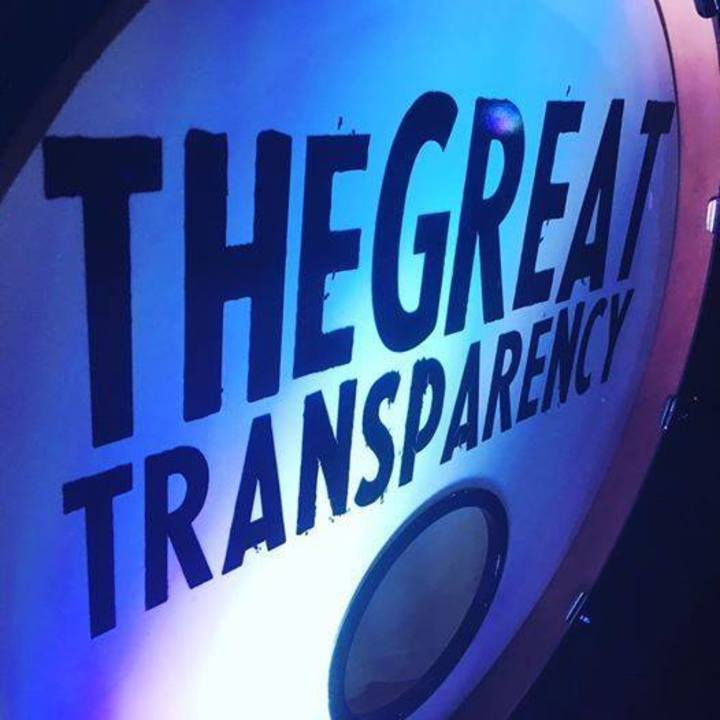 The Great Transparency Tour Dates