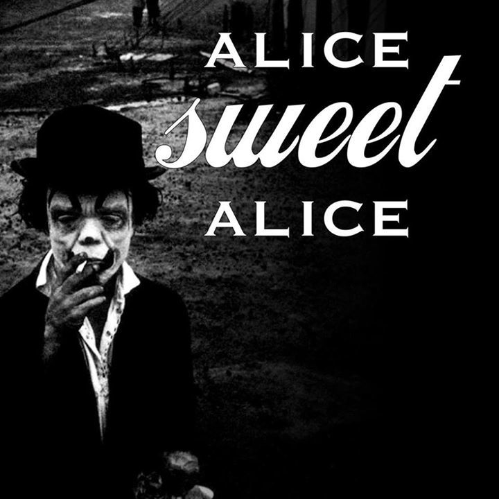 Alice Sweet Alice Tour Dates