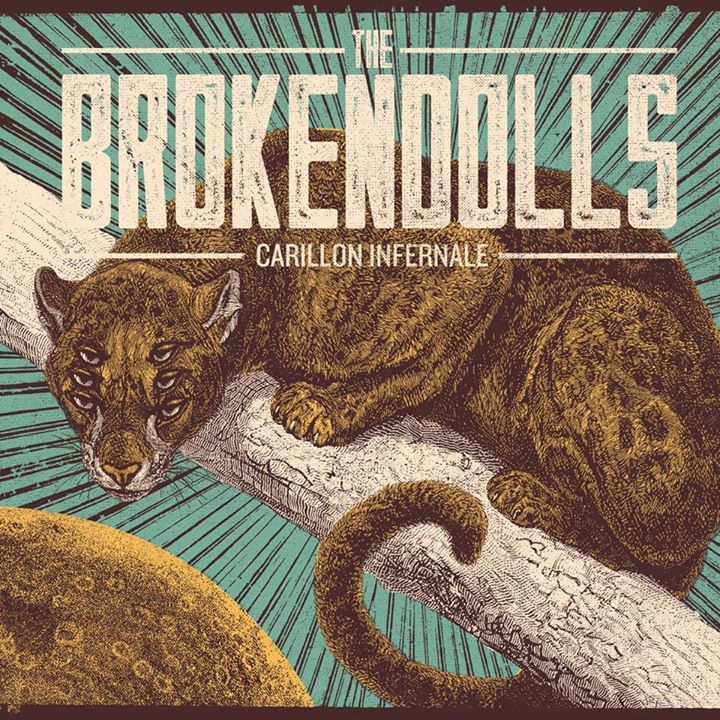 the Brokendolls Tour Dates