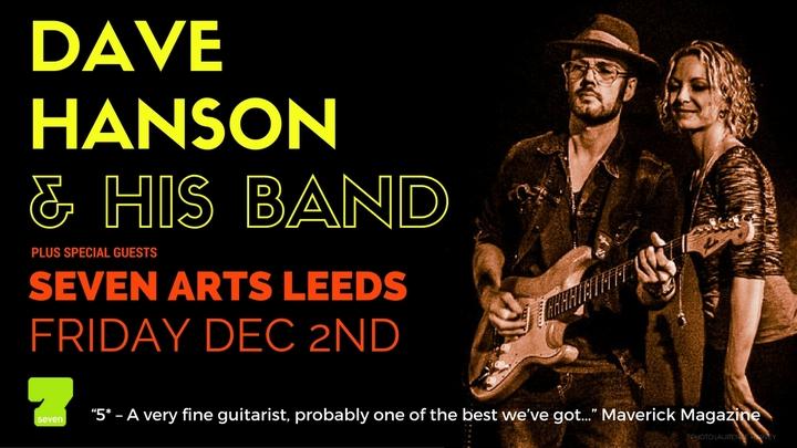 Dave Hanson @ Seven - Leeds, United Kingdom