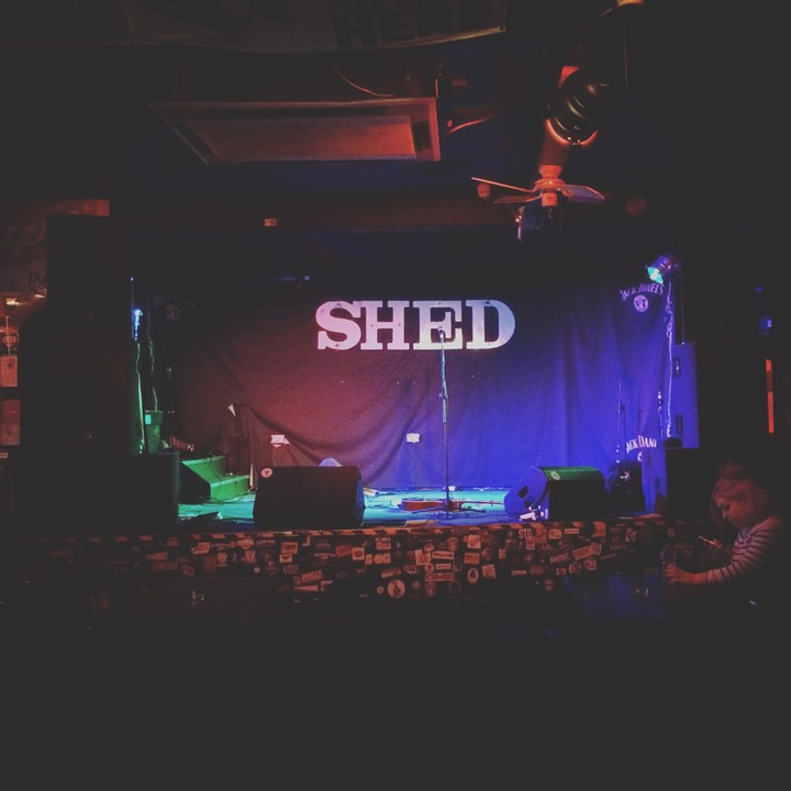 Harrison Rimmer @ The Shed - Leicester, United Kingdom