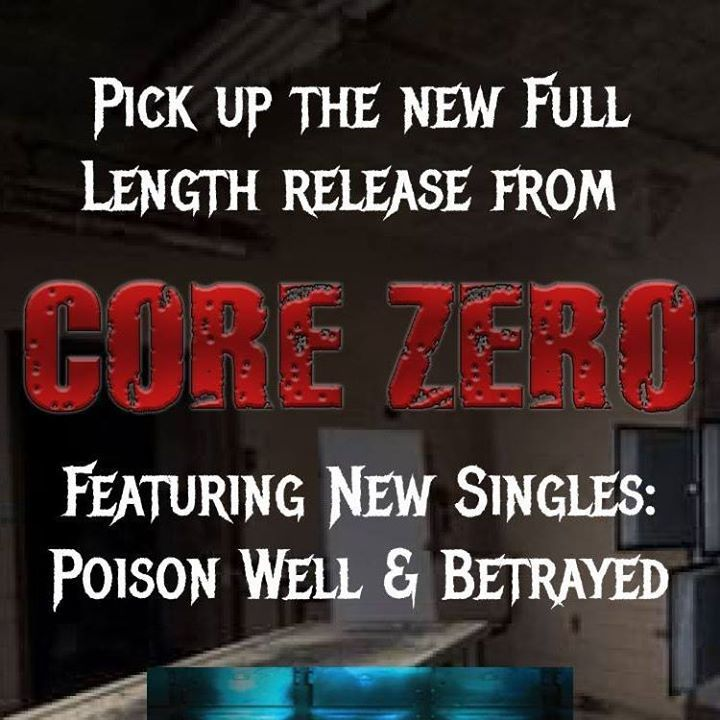 Core Zero Tour Dates
