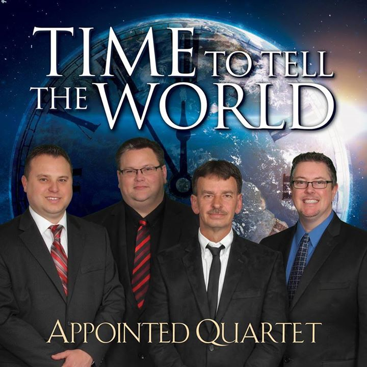 Appointed Quartet @ Carpenters Church - Rossville, GA