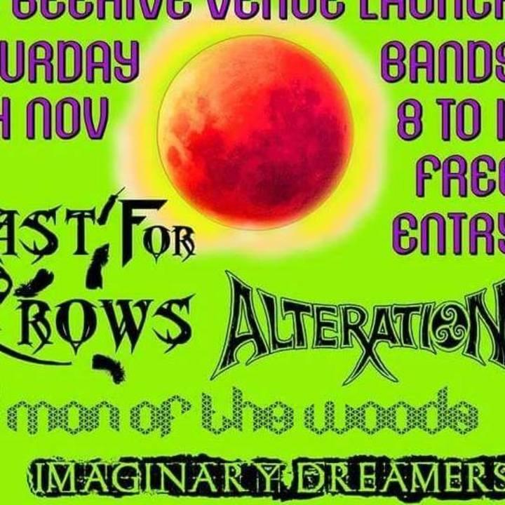 Imaginary Dreamers Tour Dates