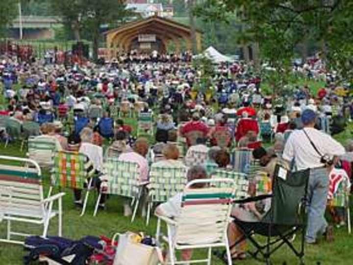 Terry DuBray @ Springs Park Band Shell - Massena, NY