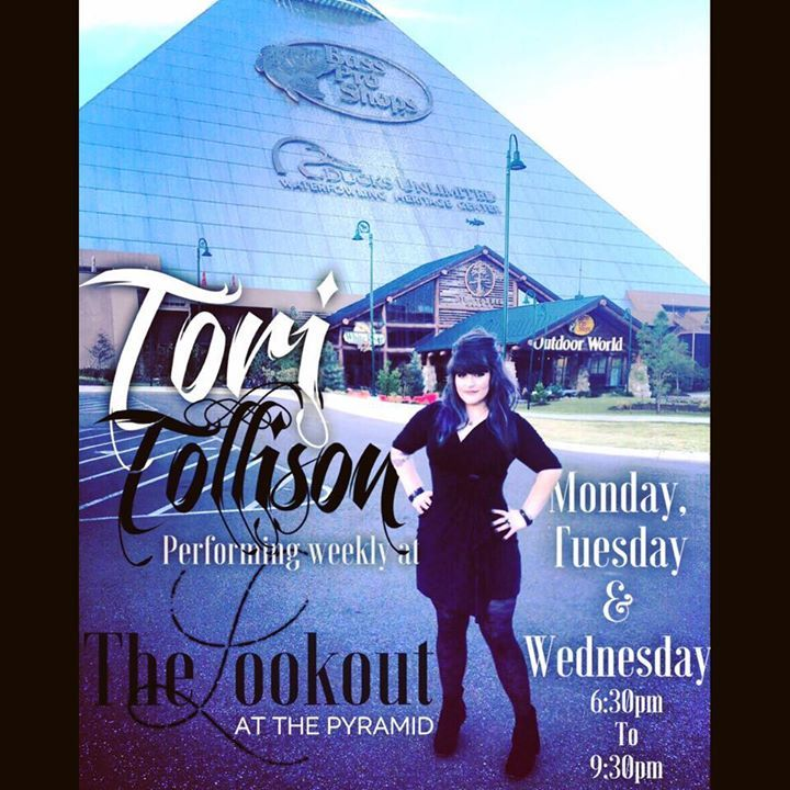 Tori Tollison Tour Dates