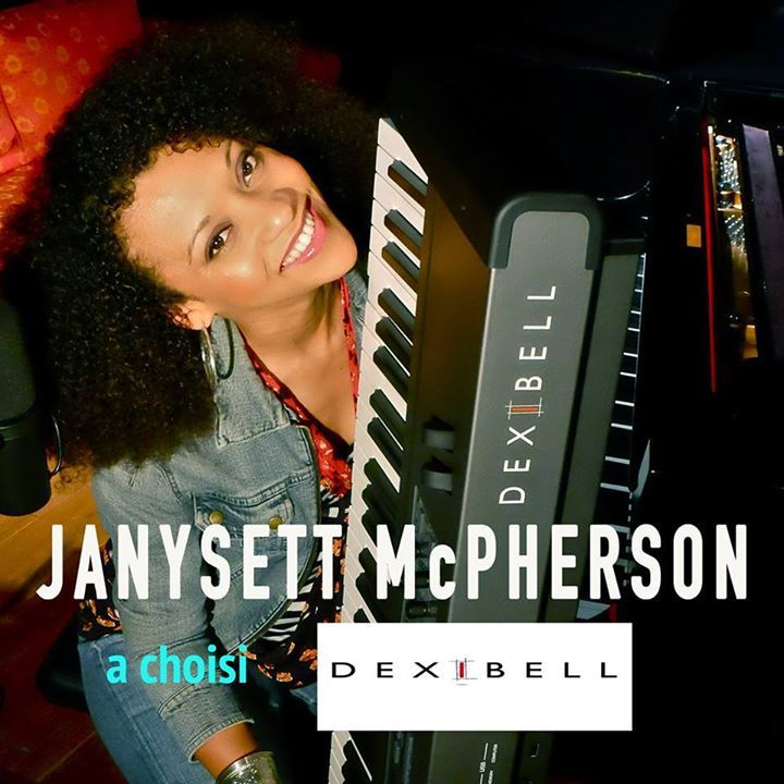 Janysett McPherson @ Private concert - Albacete, Spain