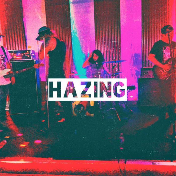 Hazing Tour Dates