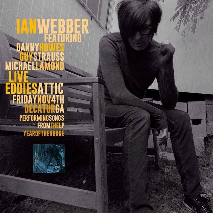 Ian Webber Tour Dates