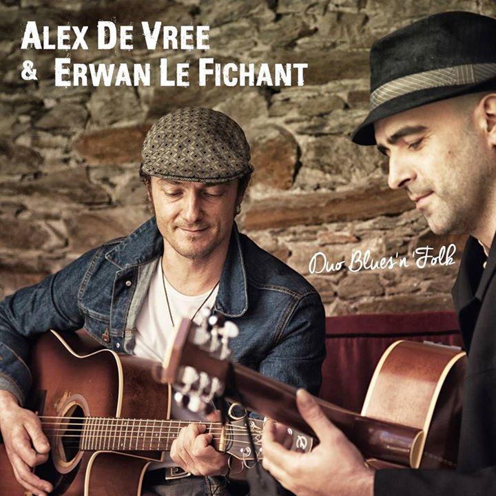 Alex de Vree & Erwan Le Fichant Tour Dates