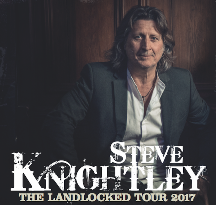 Steve Knightley @ Village Hall - Crediton, United Kingdom