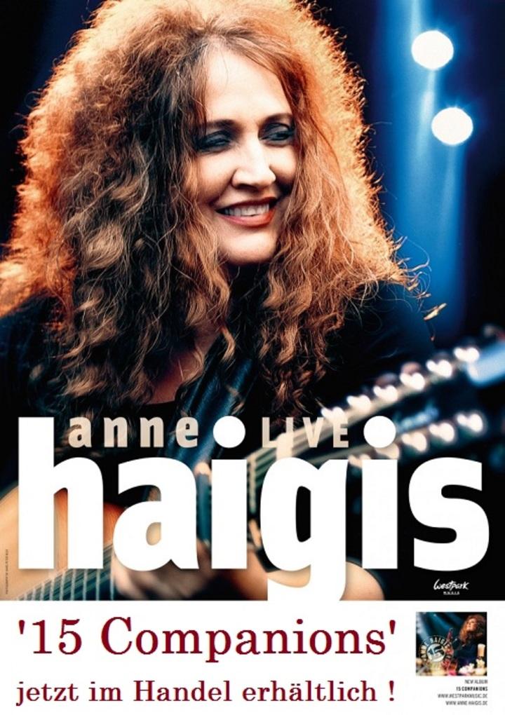 Anne Haigis official @ Die Kulturscheune Thyrow - Trebbin, Germany
