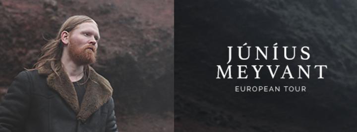 Júníus Meyvant @ Mejeriet - Lund, Sweden