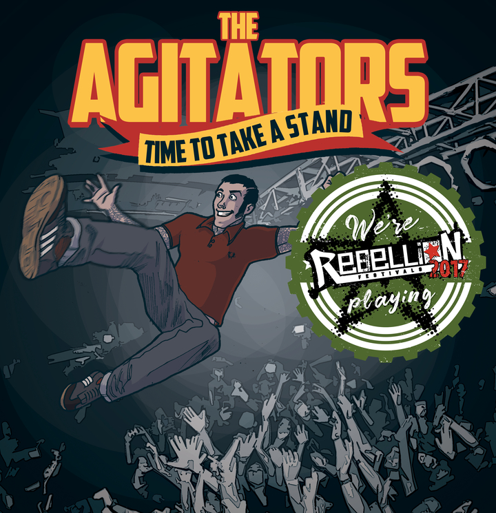 The Agitators @ Winter Gardens - Blackpool, United Kingdom