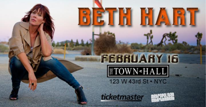 Beth Hart @ Town Hall - New York, NY