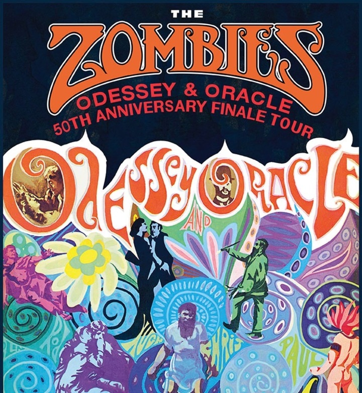 The Zombies @ Sandler Center For The Performing Arts - Virginia Beach, VA