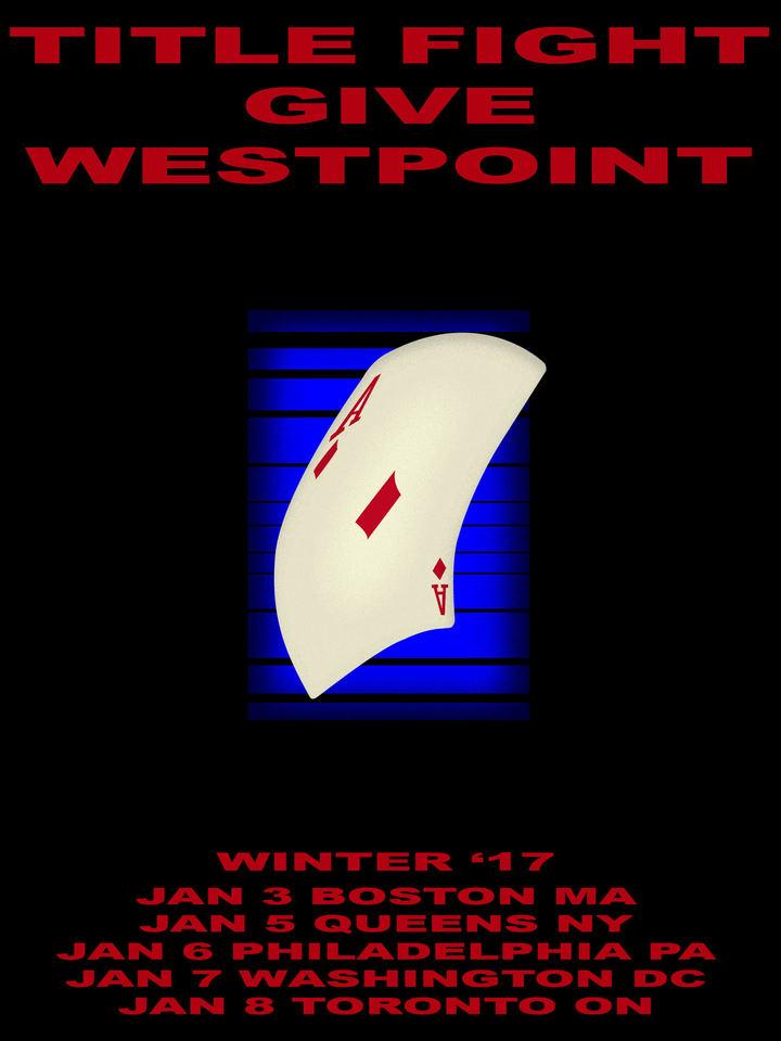 Title Fight @ Velvet Underground - Toronto, Canada