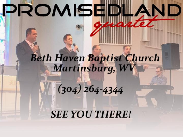 The PromisedLand Quartet @ Beth Haven Baptist Church - Martinsburg, WV