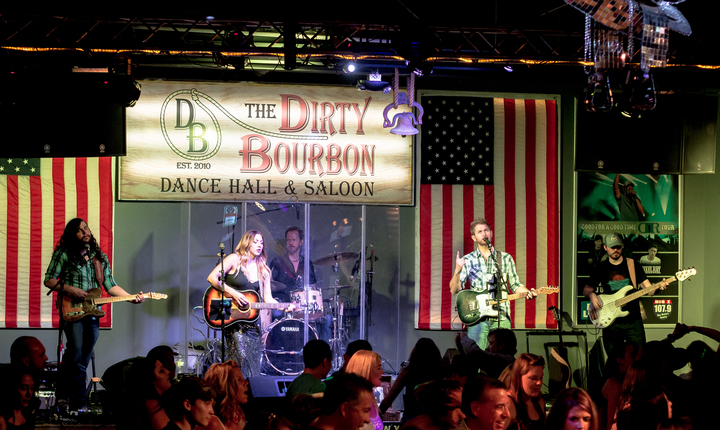 Rebel Heart Band @ The Dirty Bourbon - Albuquerque, NM