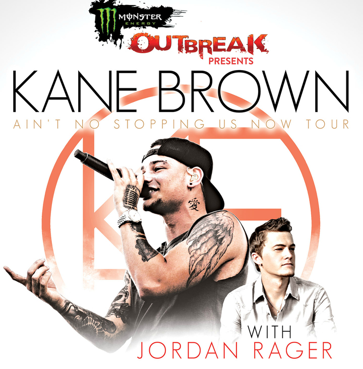 """Kane Brown @ The Fillmore """"Ain't No Stopping Us Now Tour"""" - Silver Spring, MD"""