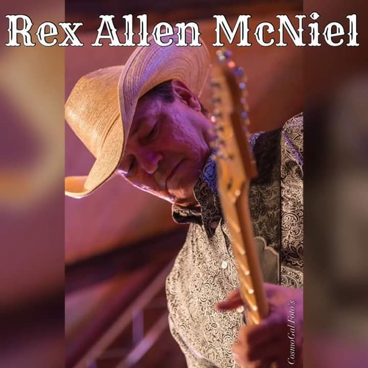 Rex Allen McNiel @ TJ's At The Old Forge - Bandera, TX