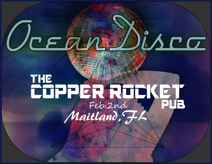 Ocean Disco @ The Copper Rocket Pub - Maitland, FL