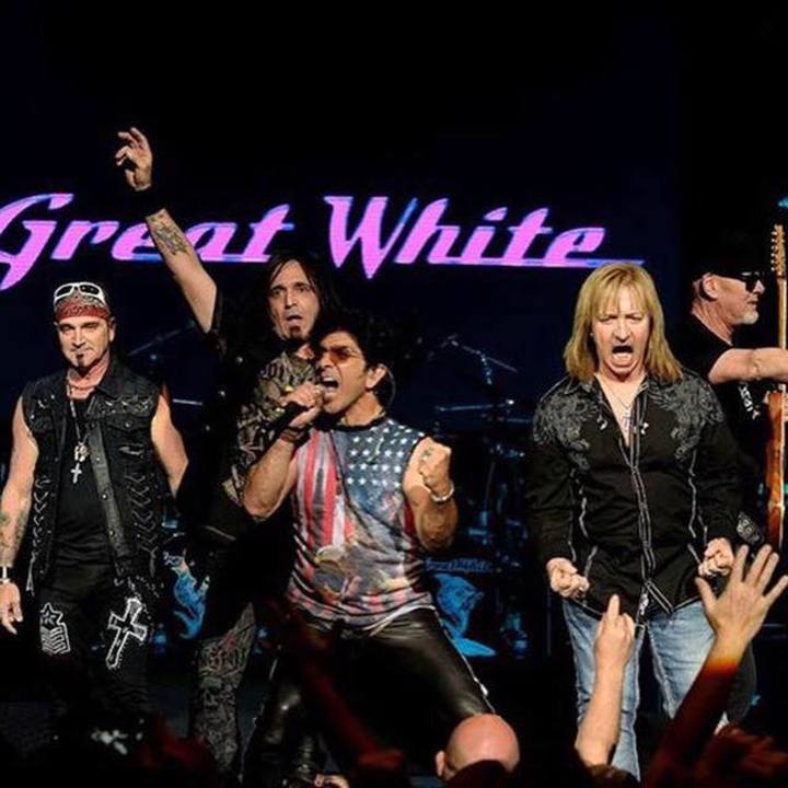 Great White Tour Dates
