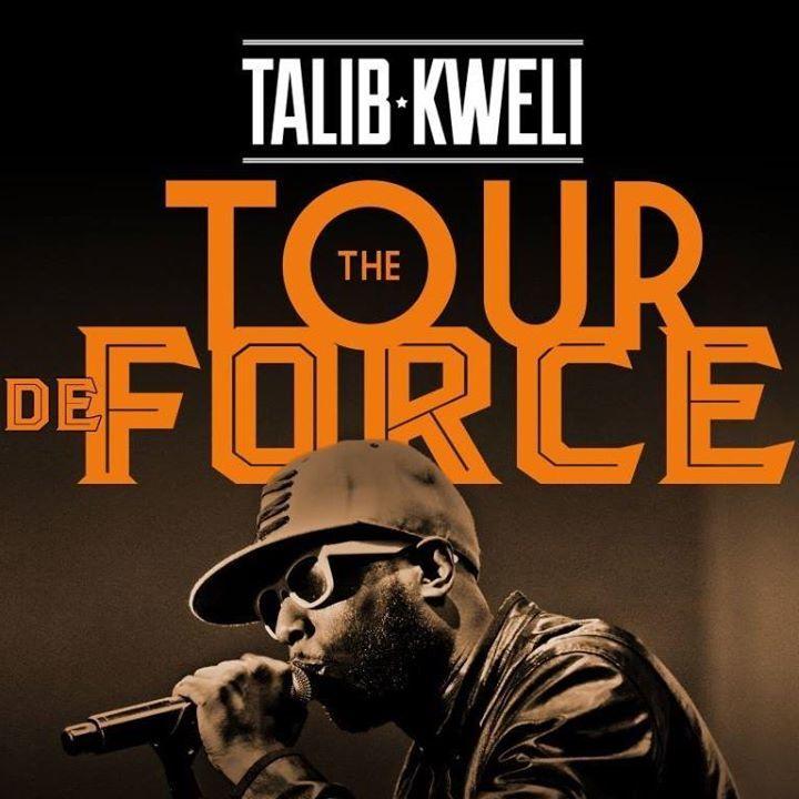 Talib Kweli Tour Manager